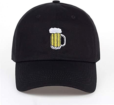 ZSERTY Gorras De Hombre Sombreros Casuales Cerveza Hockey Algodón ...