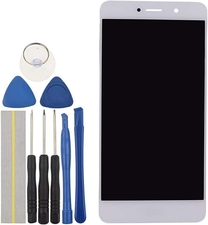 Klesti - Pantalla LCD Completa para Huawei Y7 Prime Color Blanco ...
