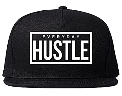 Everyday Hustle Snapback Hat Cap
