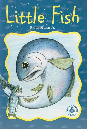 Homeward bound on marketplace for Book with fish on cover