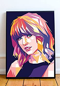 Taylor Swift Limited Poster Artwork – Professional Wall Art Merchandise More Sizes Available 20×24