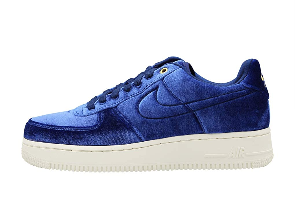 Nike Nike Air Force 1 '07 Premium 3 Men' - Blau void Blau void-sail-metallic g, Größe 11