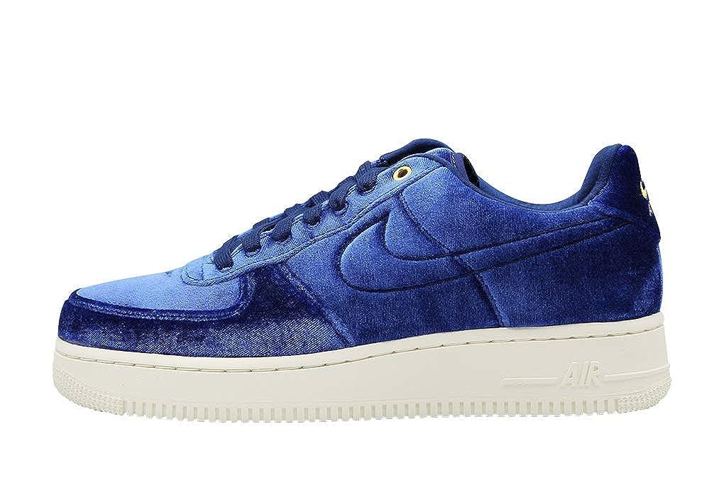 Nike Nike Air Force 1 '07 Premium 3 Men' - Blau void Blau void-sail-metallic g, Größe 10