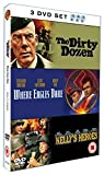 The Dirty Dozen/Where Eagles Dare/Kelly's Heroes