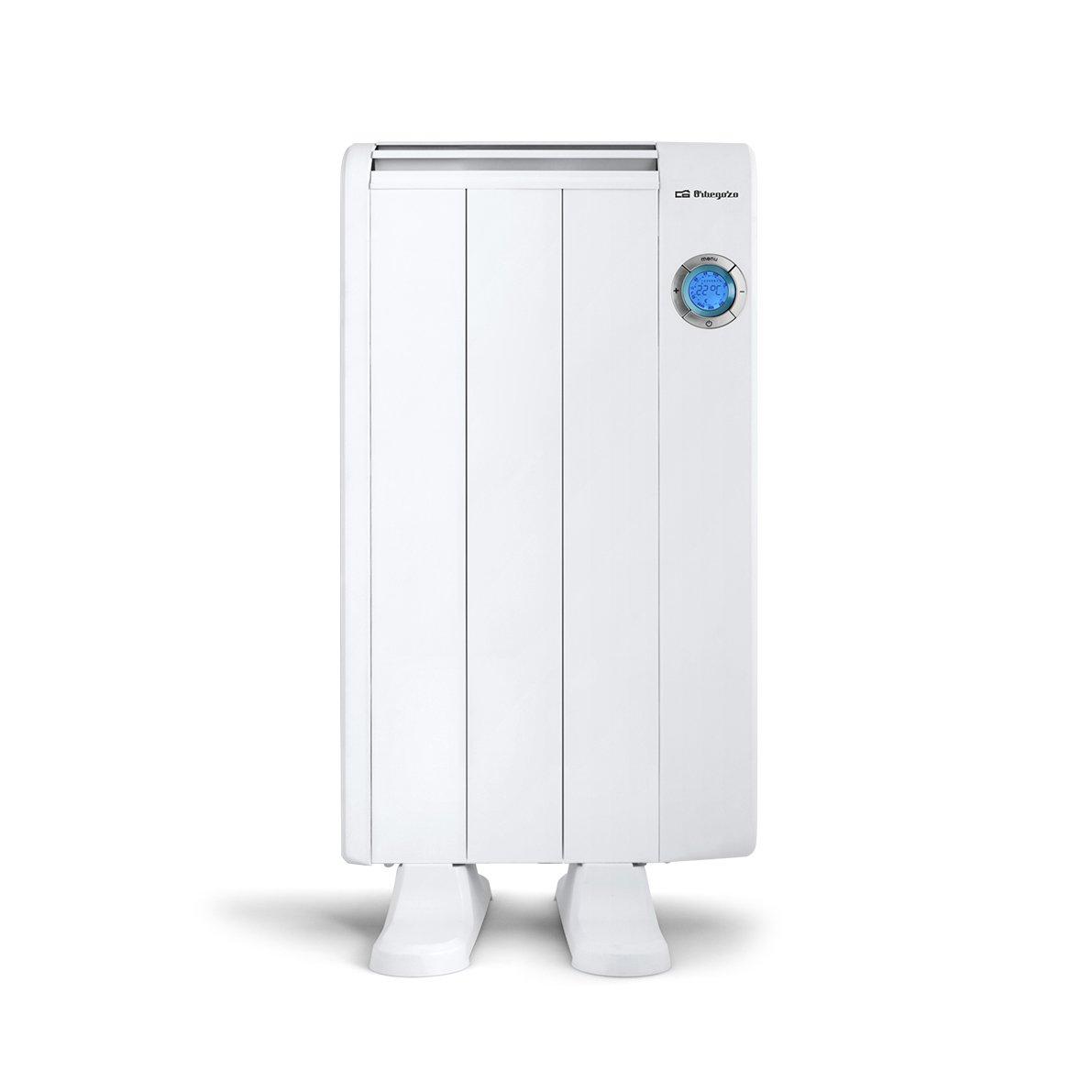 Orbegozo RRE 510 Emisor térmico, 500 W, Aluminio, Color blanco