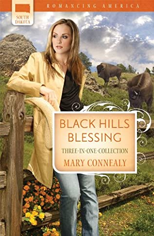 book cover of Black Hills Blessing