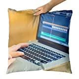 Westlake Art - Computer Hardware - Decorative Throw Pillow Cushion - Picture Photography Artwork Home Decor Living Room - 18x18 Inch (A16D8)