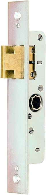 Niquelado Lince 3017015 Cerradura 5553 Aluminio 14 mm