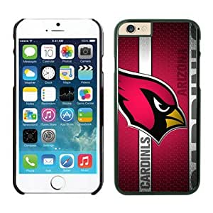 Arizona Cardinals iPhone 6 Cases 14 Black 4.7 inches67574_53115-iPhone 6 Case - Anti-Scratch Hard Case for Iphone 6 4.7(inch),Case for for iPhone 6 Verizon