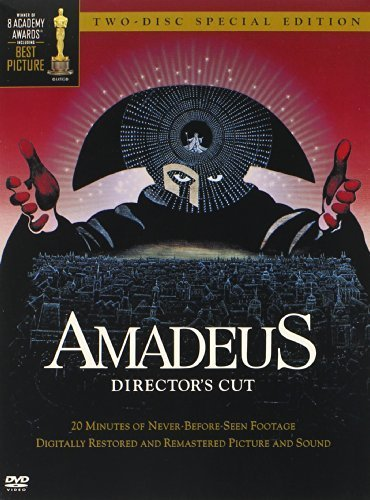 Amadeus - Director's Cut (Two-Disc Special Edition) by Warner Home Video by Warner Brothers