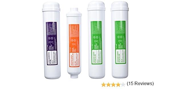ATH conjunto 4 filtros ósmosis Genius: Amazon.es: Amazon.es