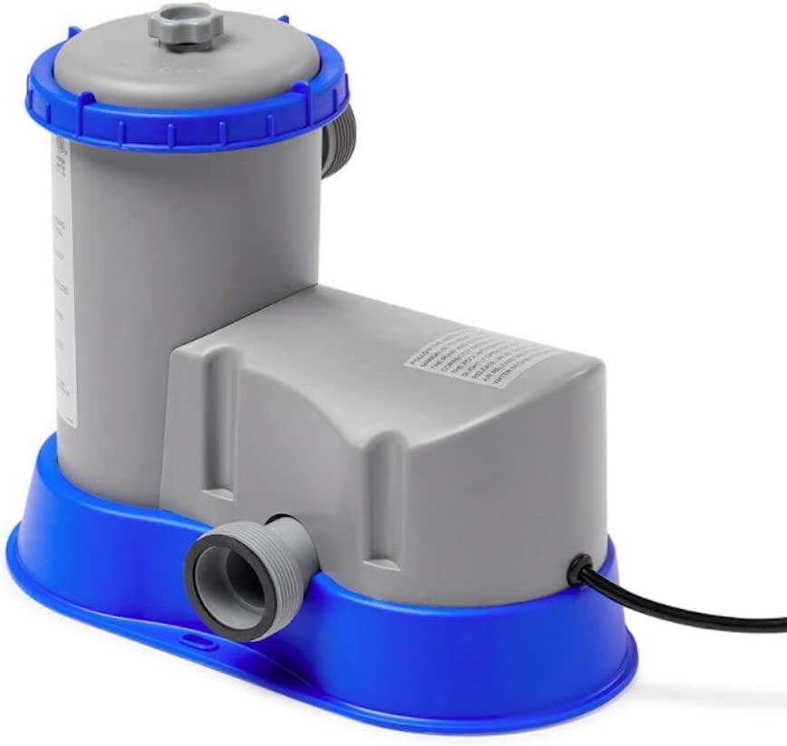 Flowclear 1500 GPH Filter Pump for Above Ground Swimming Pool, Filter Pump System, Essential for Pool Owners to Keep Their Pool Water Clean