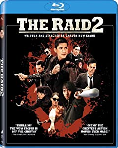 Cover Image for 'The Raid 2'
