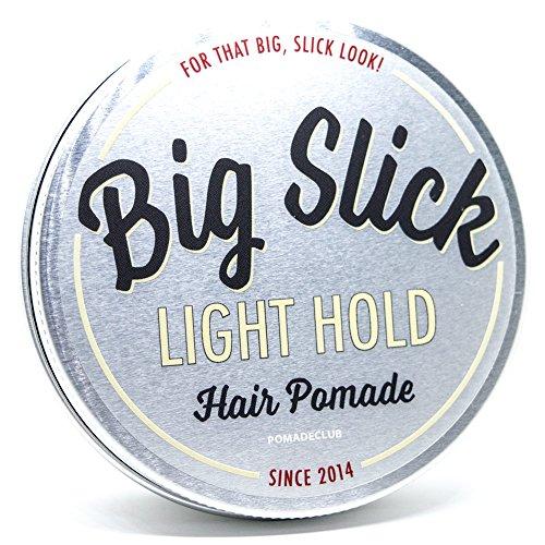 Nice Big Slick Pomade Co Light Hold Pomade 4oz free shipping