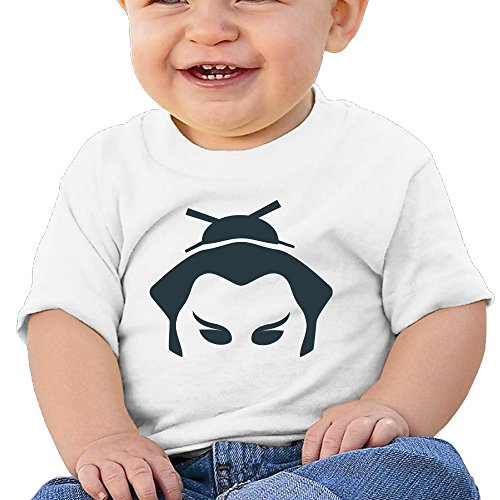 Price comparison product image Boss-Seller     Short Sleeve Tees For 6-24 Months Infant Size 6 M White