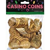 Casino Gold Coins, 144ct, Health Care Stuffs