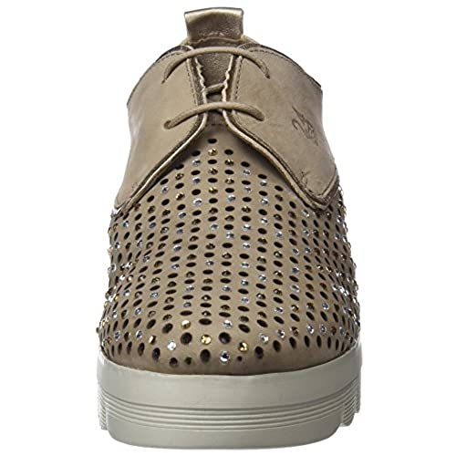 80% OFF 24 HORAS 23574, Zapatos de Cordones Oxford Para