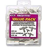 Dorman 47380 Vacuum Connector Value Pack, 65 Piece