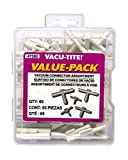Dorman 47380 Vacuum Connector Value Pack, 65 Piece
