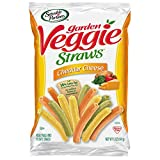 Sensible Portions Garden Veggie Straws, Cheddar Cheese, 5 oz. (Pack of 12) For Sale