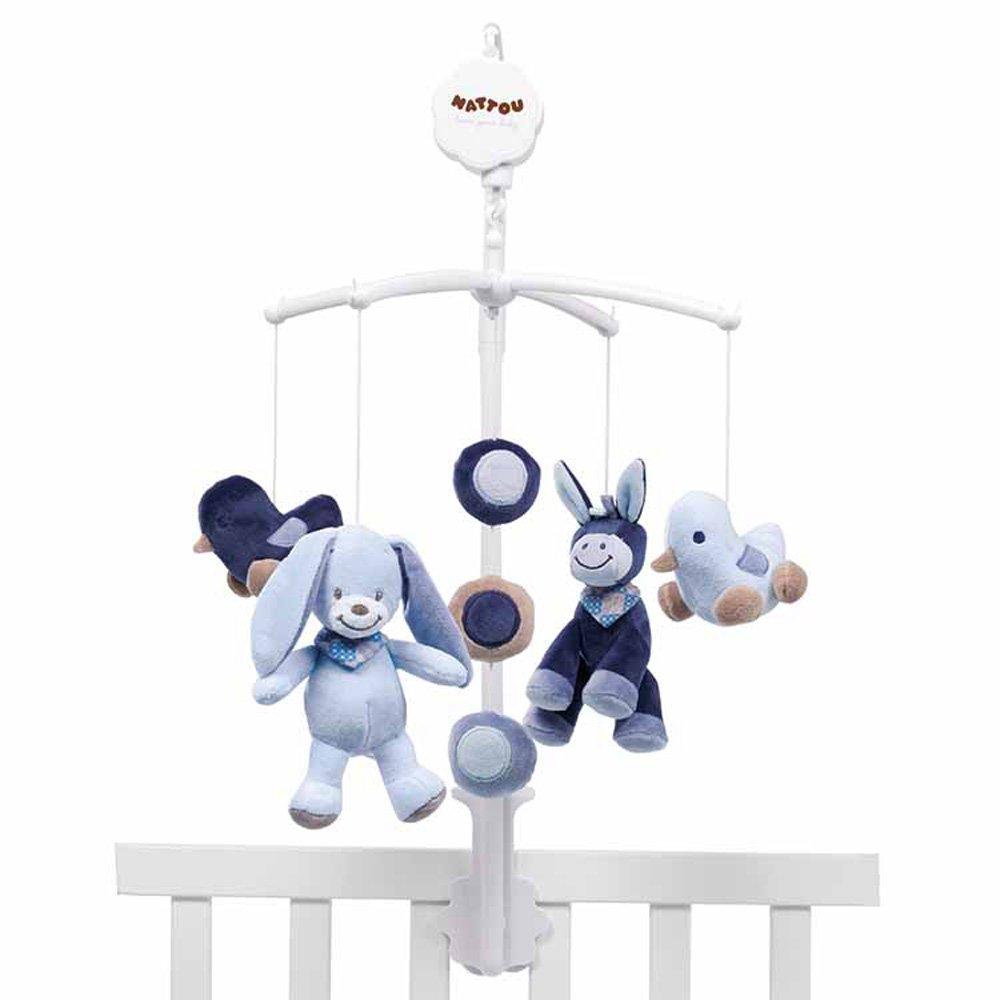 Nattou Jack/Jules and Nestor Toy (Mobile) 843249