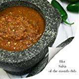 Hot Salsa of the Month - 6 Month/Pay Full (12 ounce)