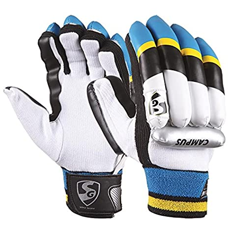 SG Campus RH Batting Gloves Cricket Batting Gloves at amazon