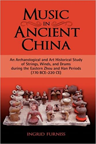 Music in Ancient China book cover