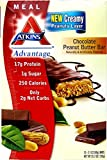 Atkins Advantage Chocolate Peanut Butter Bar, 25.2 Ounce Review