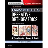 Campbell's Operative Orthopaedics (Set of 4 Volumes)