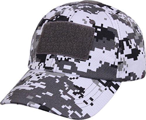 93662 Rothco Tactical Operator Cap Total Terrain Camo
