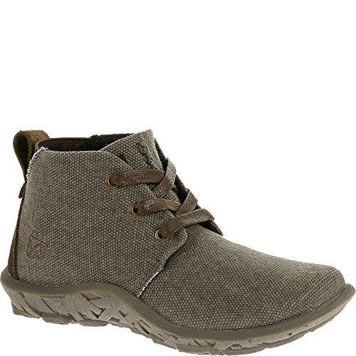 Cushe Boys' Slipper Chukka Boot,Brown,EU 28 M