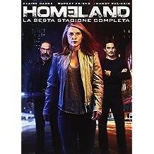 homeland - season 06 (4 dvd) box set dvd Italian Import