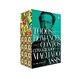 capa de Todos os Romances e Contos Consagrados - Caixa
