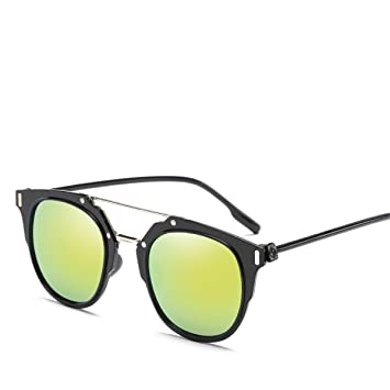DYEWD Gafas de sol para Hombre y Mujer,Gafas de Sol de ...
