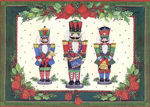 Sally Eckman Roberts Pop Out 3-D LPG Greetings Christmas Card ()