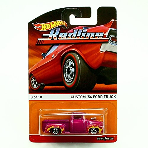 hot wheels 56 ford truck - 8