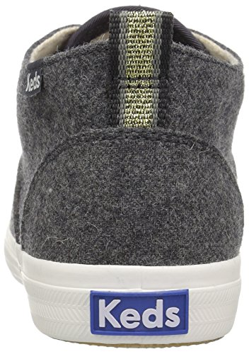 Women Sneaker Triumph Mid Graphite Keds Wool Fashion Zw7SSqz