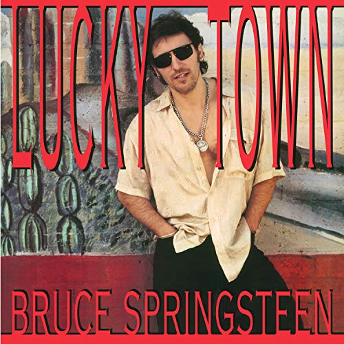 Album Art for Lucky Town by Bruce Springsteen