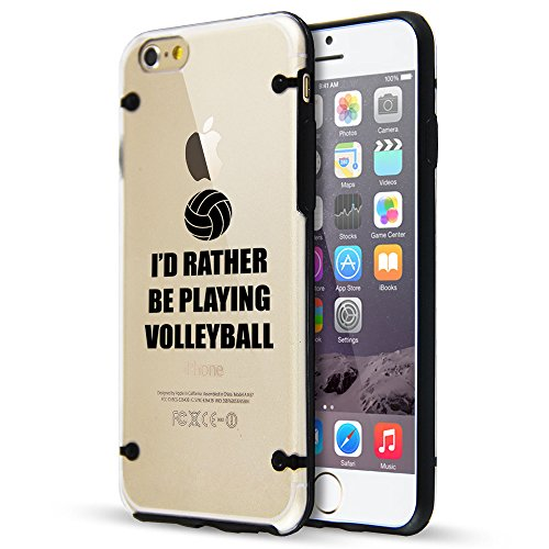 apple-iphone-ultra-thin-transparent-clear-hard-tpu-case-cover-id-rather-be-playing-volleyball-black-