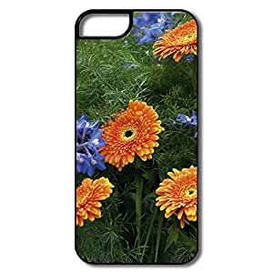 Hot Sell Customize Cases Gerbera Bouquet Make Your Own Skin For Iphone 5/5s