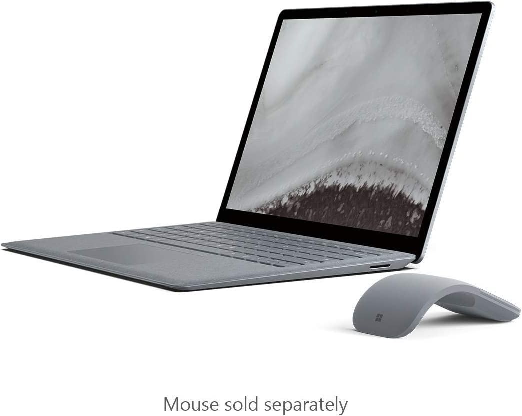 Microsoft Surface Laptop 2 (Intel Core i5, 8GB RAM, 256GB) - Platinum (Renewed)