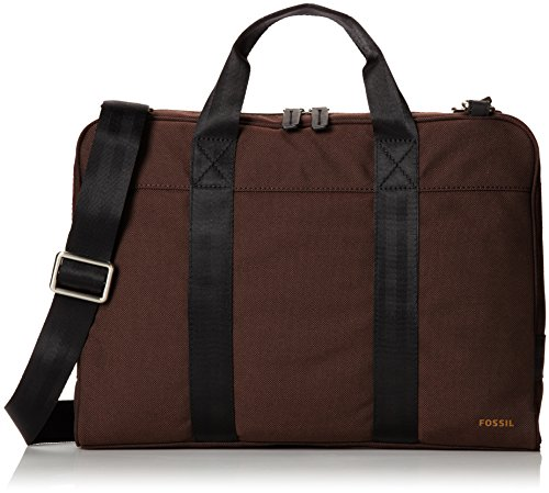fossil-mens-mercer-nylon-workbrief-brown-one-size