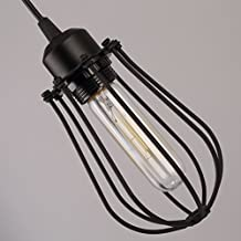 Vintage Industrial Loft Ceiling Lamp Chandelier Pendant Lighting Fixture Hanging