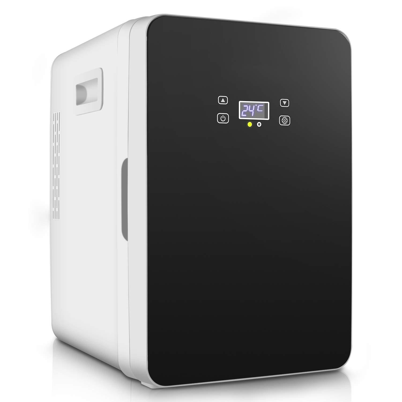 Mini frigorífico, mini refrigerador con 20 litros de gran ...