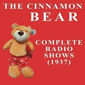The Cinnamon Bear Radio/TV Program
