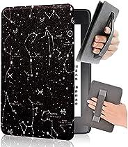 XKUN Capa para o novo Kindle [Versão 10ª Geração 2019] - com recurso de alça de mão (não serve para Kindle Pap