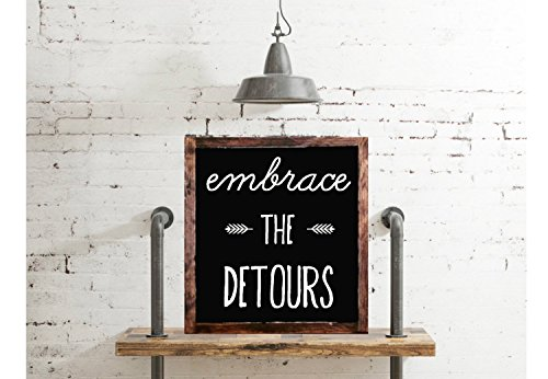 embrace-the-detours-arrow-wood-sign-home-decor-rustic-distressed-adventure-sign-gift-wall-art-hand-p