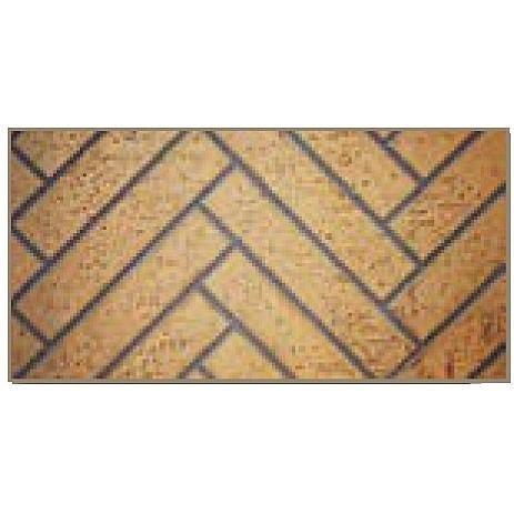 (Napoleon Decorative Brick Panels Finish: Herringbone, Sandstone)