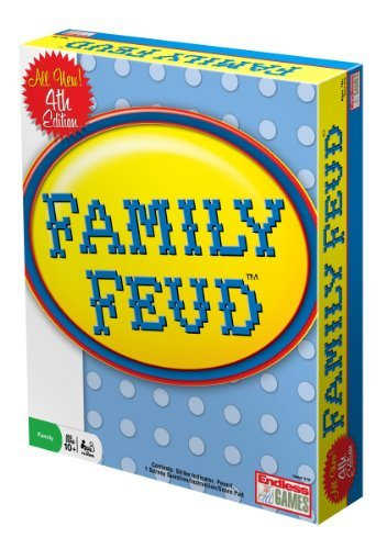 Family Feud 3rd Edition - Endless Games Family Feud Game 3Rd Edition